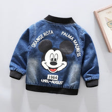 Load image into Gallery viewer, Mickey Cowboy jacket