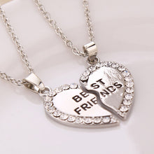 Load image into Gallery viewer, Best Friends 2PC Necklace