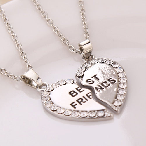 Best Friends 2PC Necklace