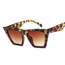 Load image into Gallery viewer, Designer Luxury Man/Women Cat Eye Sun Glasses