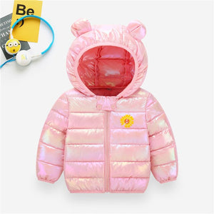Cute Children's Down Padded Jacket