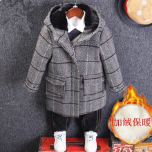 Load image into Gallery viewer, Children's Coat For Boys