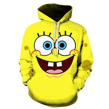 Load image into Gallery viewer, Spongebob Men's Hoodie