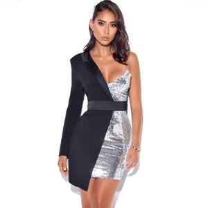 Bombshell Party Dress