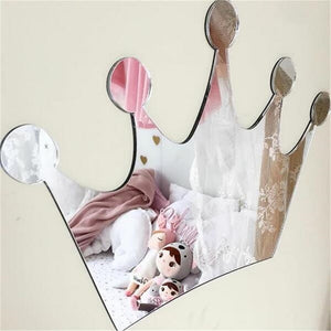 Decorative Princess Mirror