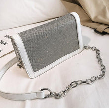Load image into Gallery viewer, New Ladies Diamond Chain Party Bag