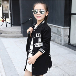 Children's Lettermen Jacket