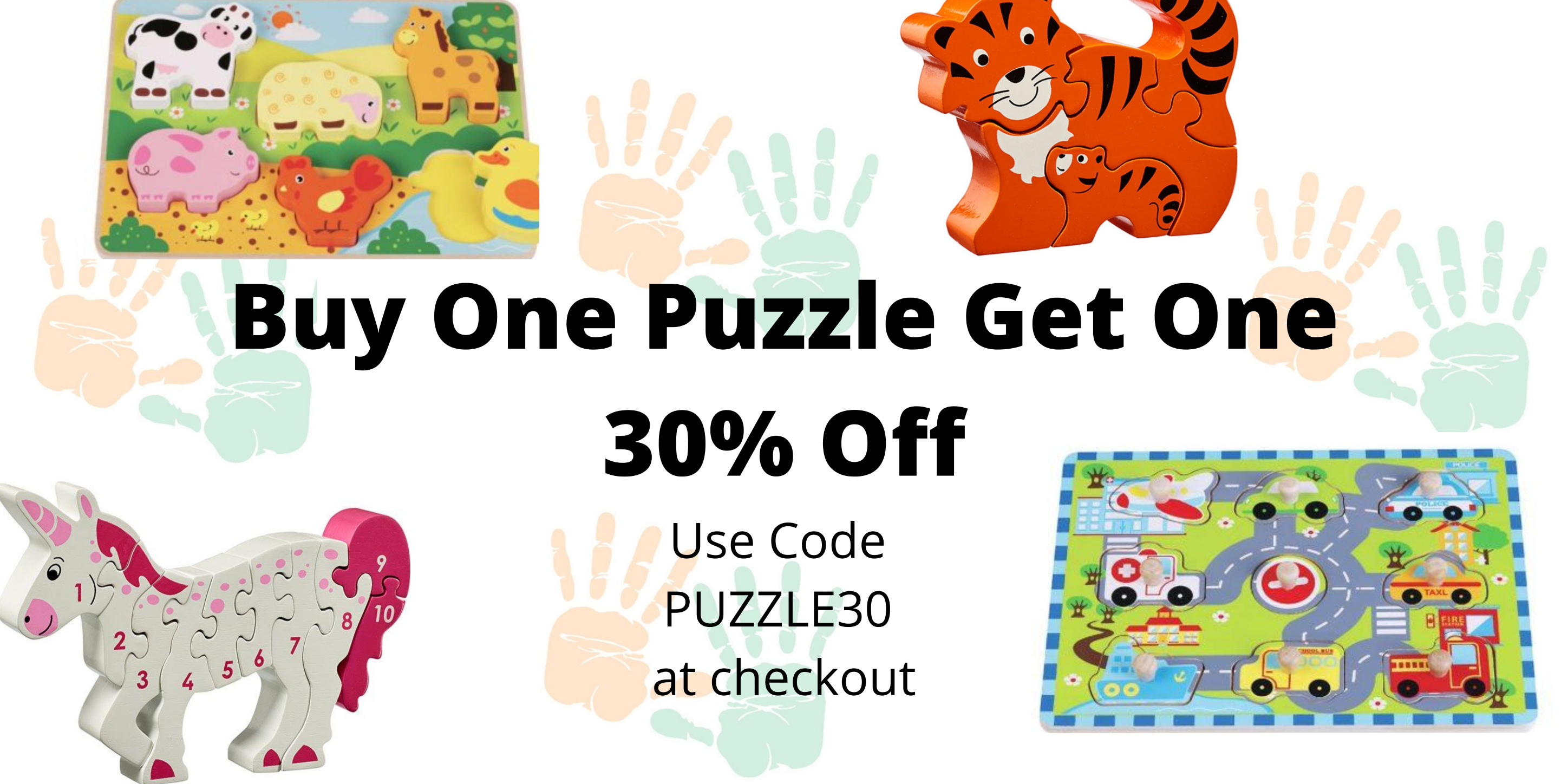 wooden puzzles for toddlers and babies, number puzzles and animal puzzles.