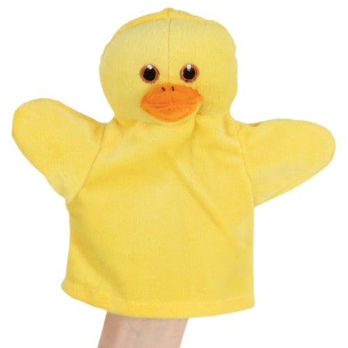 duck puppet for babies