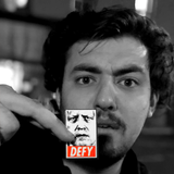 DEFY Boris Sticker