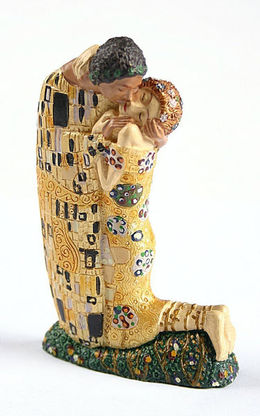 Klimt - Pocket Art The Kiss 10cm PA03KL