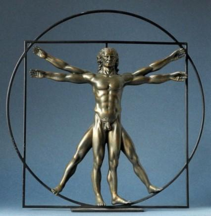 Da Vinci - The Vitruvian Man DAV03