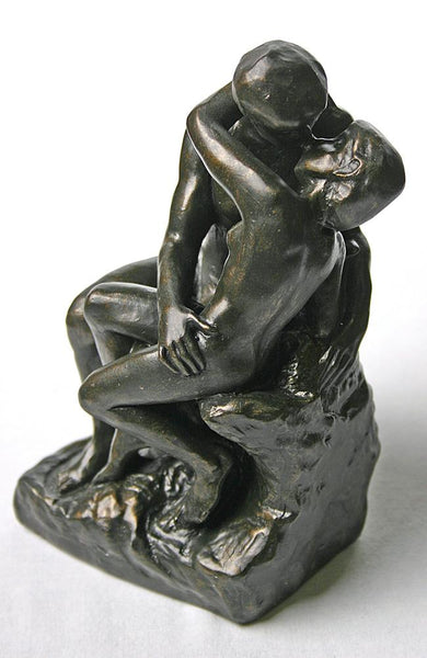 Rodin - The Kiss 17cm RO12
