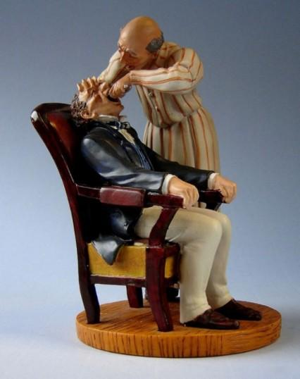 Daumier - Dentist HD01