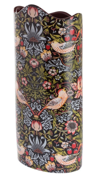 Silhouette d'art Vase - William Morris, The Strawberry Thief SDA40