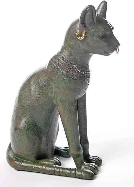 Gayer-Anderson Egyptian Cat EG01