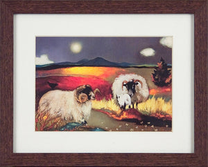Shepherds Delight Framed Art