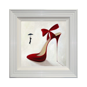 High Heels Obsession Framed Art