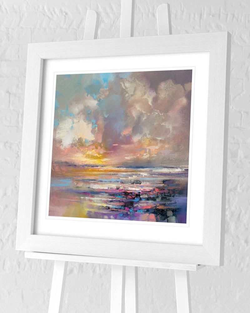 Radiant Energy by Scott Naismith - Framed Art