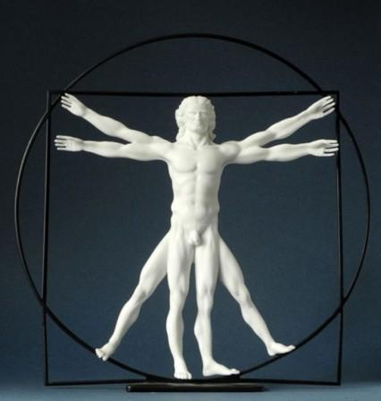 Da Vinci - The Vitruvian Man DAV01