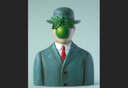 Rene Magritte - Pocket Art The Son of Man PA17MAG