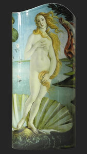 Silhouette d'art Vase by John Beswick - Botticelli - The Birth of Venus Vase SDA32