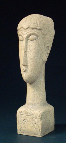 Modigliani - Female Head MO08