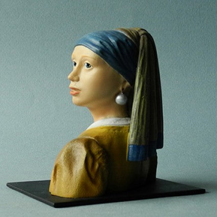 Vermeer - Girl With a Pearl Earring VER01