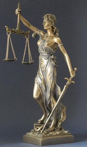 Justitia - Lady of Justice