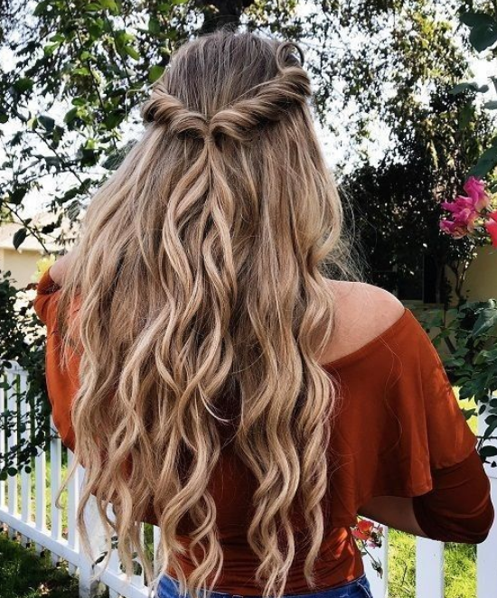 Top 3: The most beautiful summer hairstyles