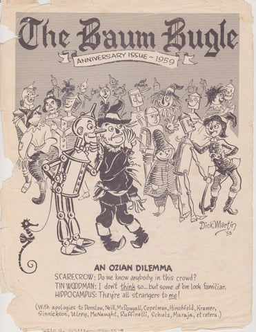 The Baum Bugle