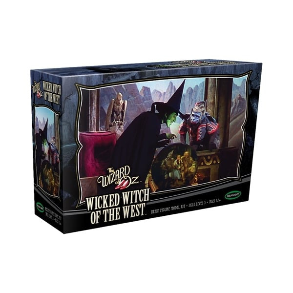 Wicked Witch of the West Resin Model Kit