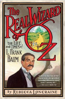 The Real Wizard of Oz Paperback book