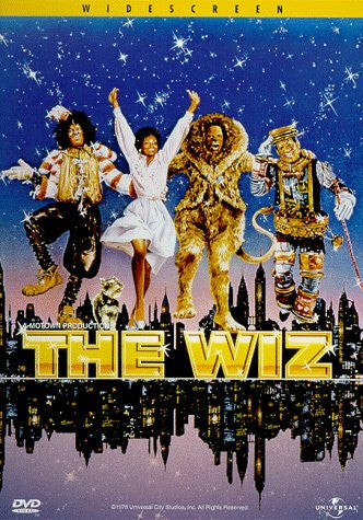 The Wiz DVD