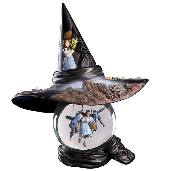 Wicked Witch Hat Waterglobe