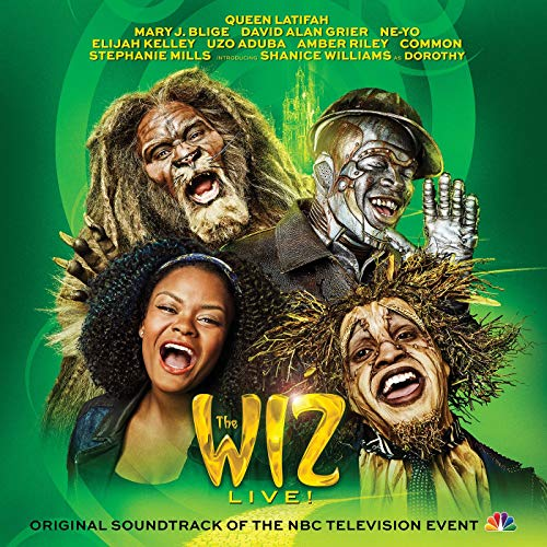 The Wiz Live! Original Soundtrack