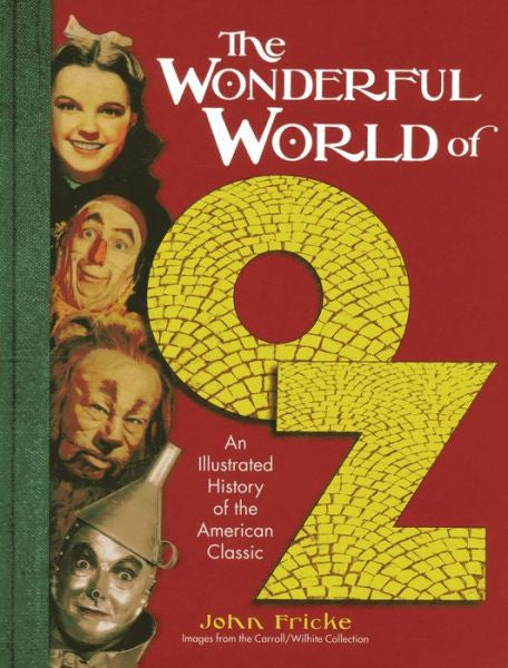 The Wonderful World of Oz Hardback Book