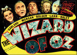 Wizard of OZ Film Poster Magnet