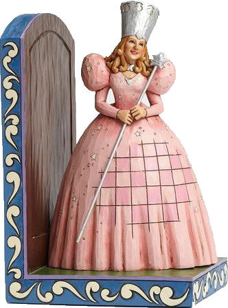 Jim Shore Glinda Bookend