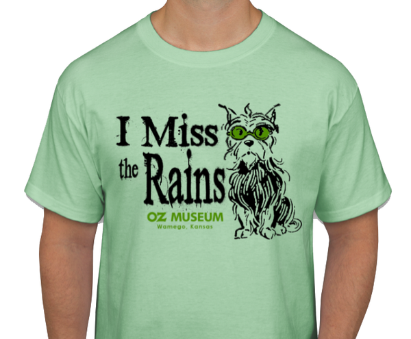 Toto - Miss The Rains Shirt