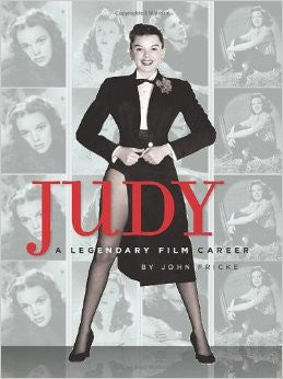 Judy Garland: A Legendary Film Career Book
