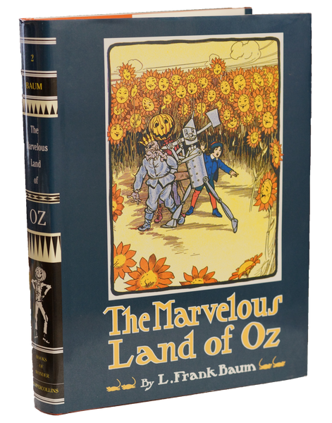 The Marvelous Land of Oz Hardback