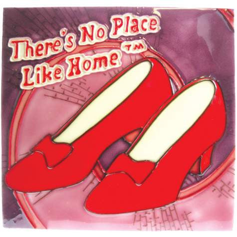 No Place Like Home Tile