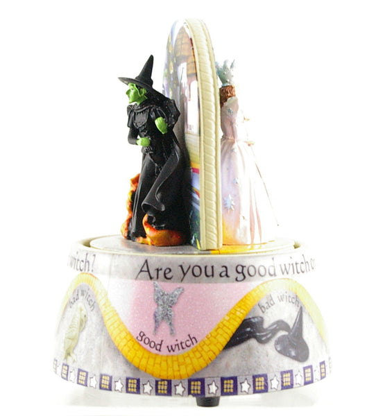 Good Witch or Bad Witch Figurine