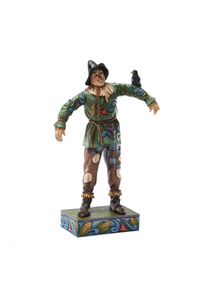 Jim Shore Scarecrow Figurine