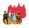 Yellow Brick Road Shape Puzzle