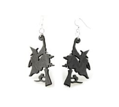 Wicked Witch Earrings