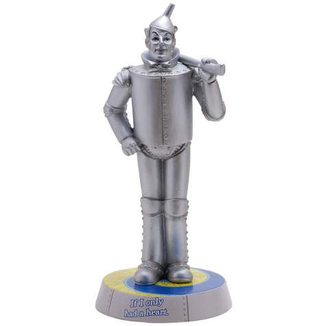 Tin Man Figurine