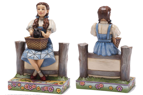 Jim Shore Dorothy Seated Figurine