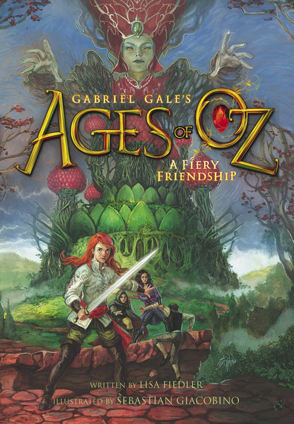 Ages of Oz by Gabriel Gale